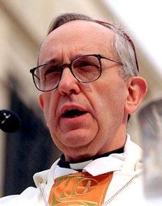 Monseñor J.M. Bergoglio