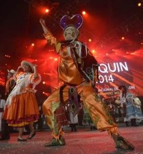 Imagen del Festival (Fuente: TV Pública)