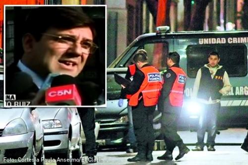 Imagen de Horacio Augusto Ruiz, el abogado asesinado