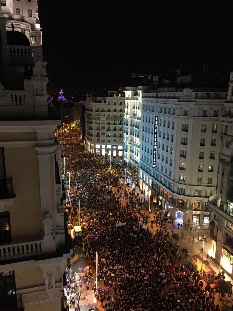 Madrid, por @Desinformemonos