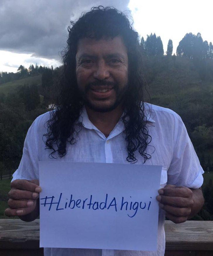 El ex arquero de la selección colombiana de fútbol, René Higuita, se sumó también al pedido de Libertad para Higui