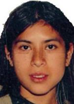 Andrea Lopez DESAPARECIDA desde el 10 de febrero de 2004