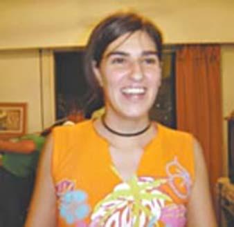 Florencia Pennachi DESAPARECIDA desde el 16 de marzo de 2005
