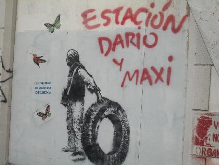 Ex estación Avellaneda