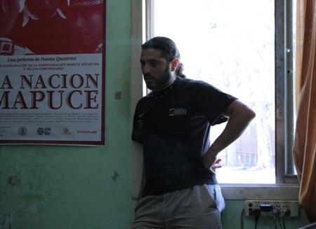 Andrés Blanco, obrero de FaSinPat y Secretario General del Sindicato Ceramista