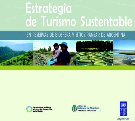 Portada del libro de la Secretaría de Ambiente de la Nación