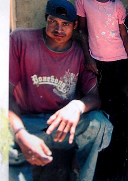 Imagen de Víctor Segundo, wichí asesinado y por quien las familias del lugar salieron a pedir justicia