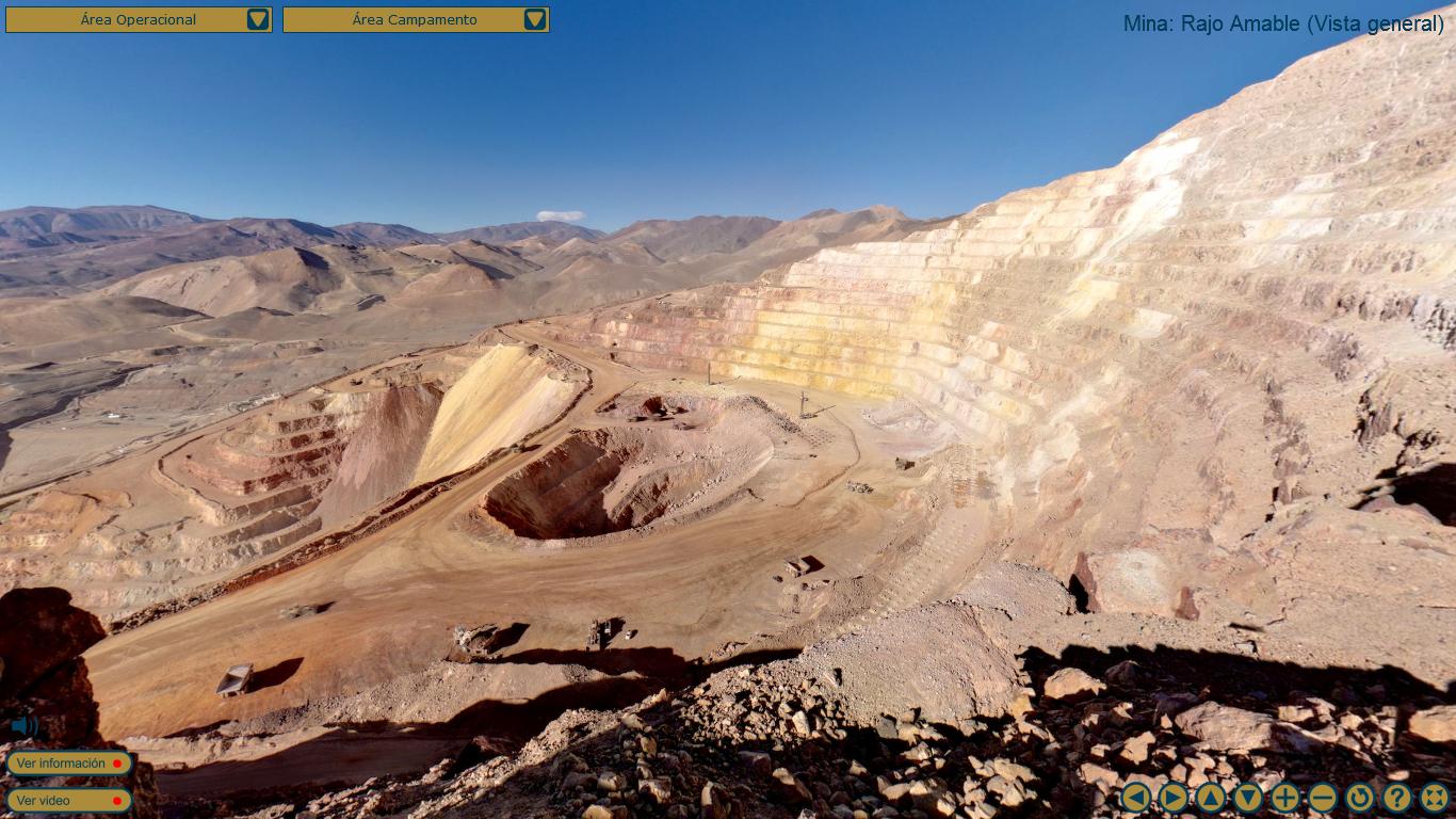 Parte de la mina Veladero. Ph: Barrick Gold.