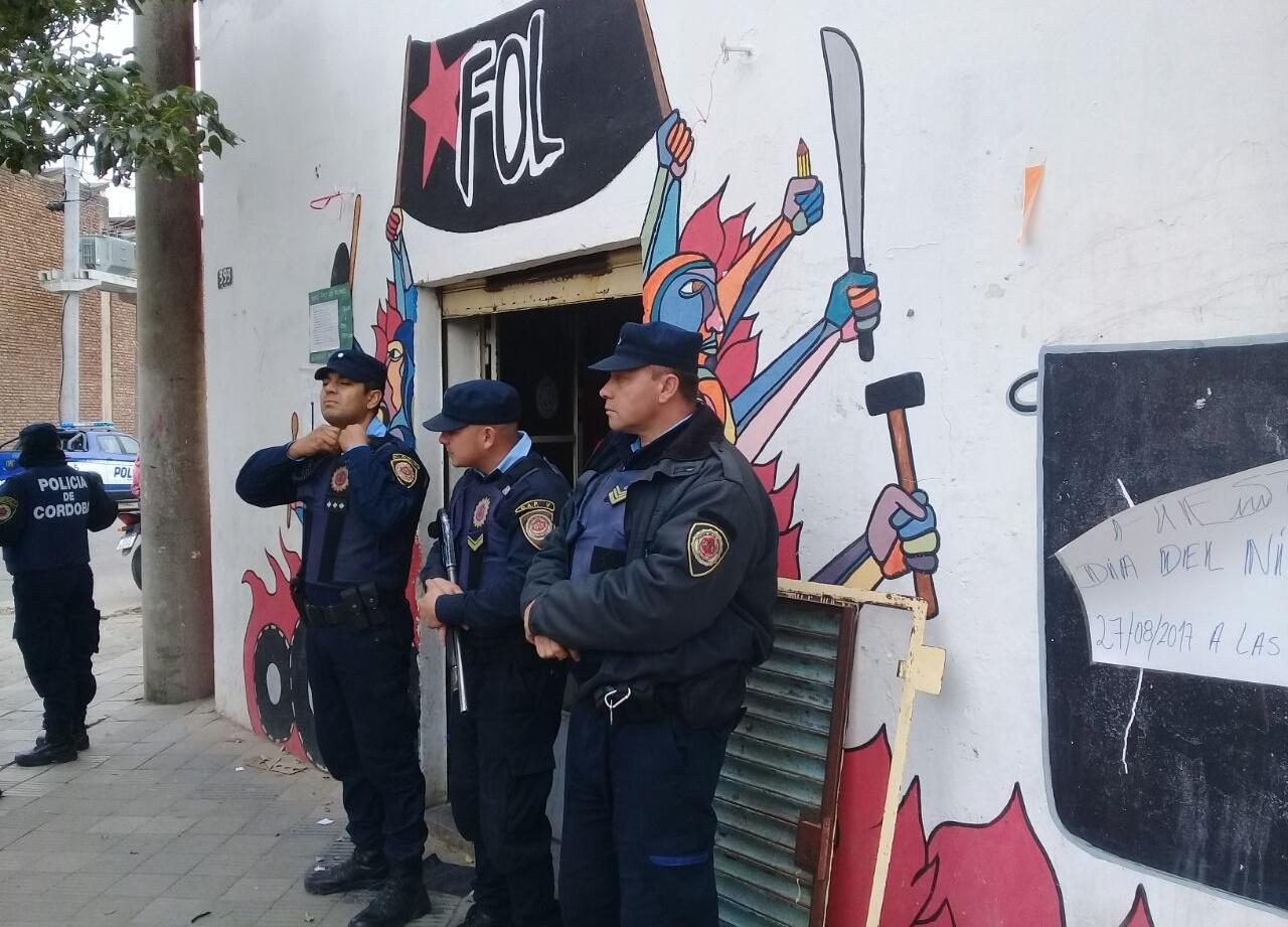 Local del FOL Córdoba (Barrio Muller)