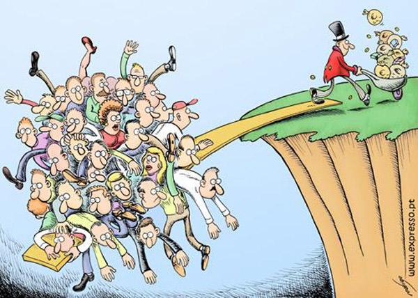 Desigualdad social: fuente de toda riqueza – ANRed