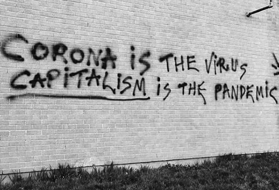 Resultado de imagen para covid y capitalismo