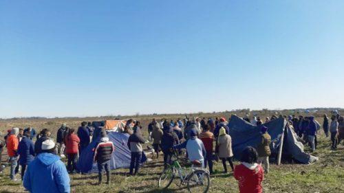 Guernica: vecinos denuncian campaña de miedo contra la recuperación de  tierras – ANRed